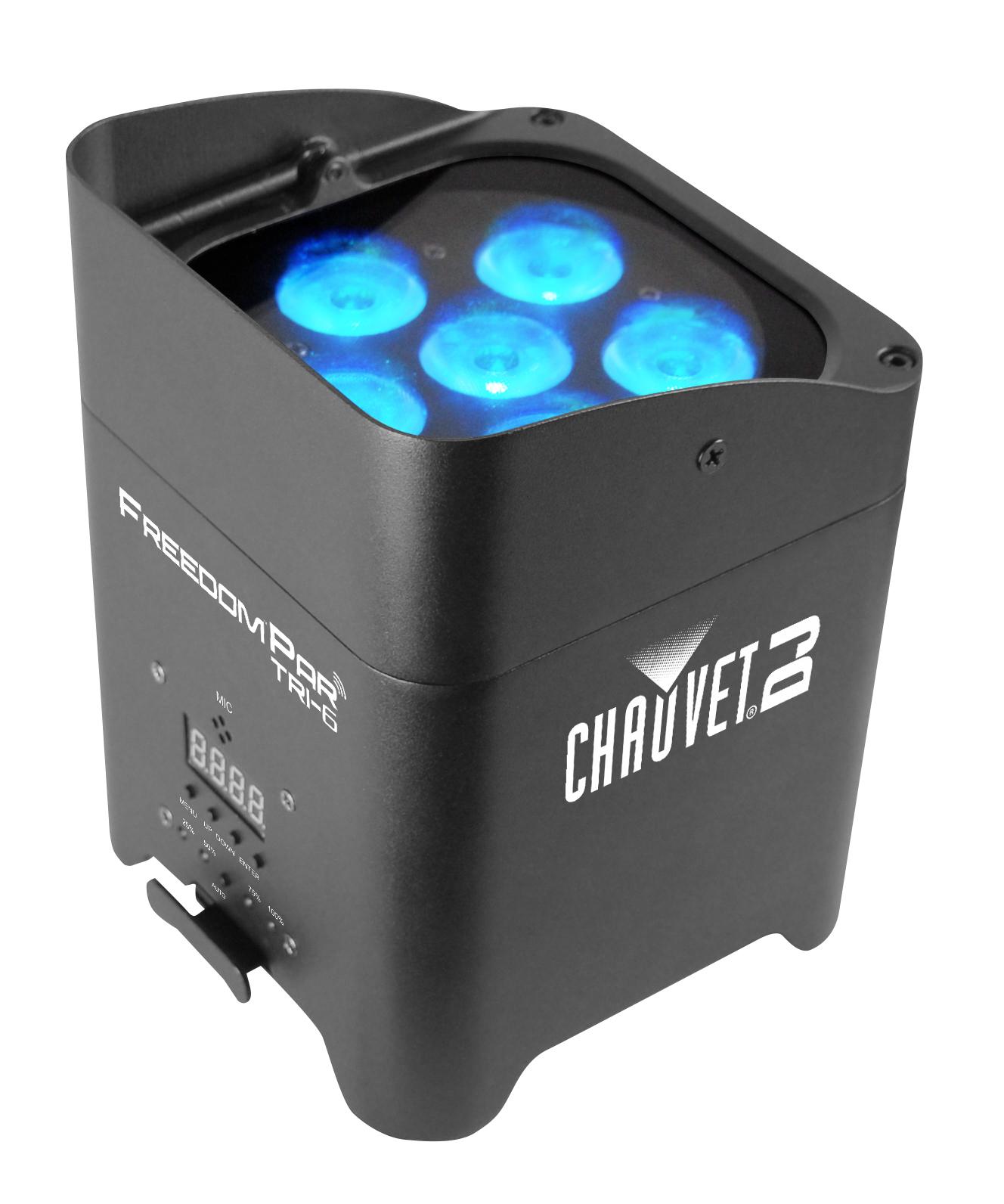 Chauvet Freedom Par TRI 6 Wireless TRI LED Par Light
