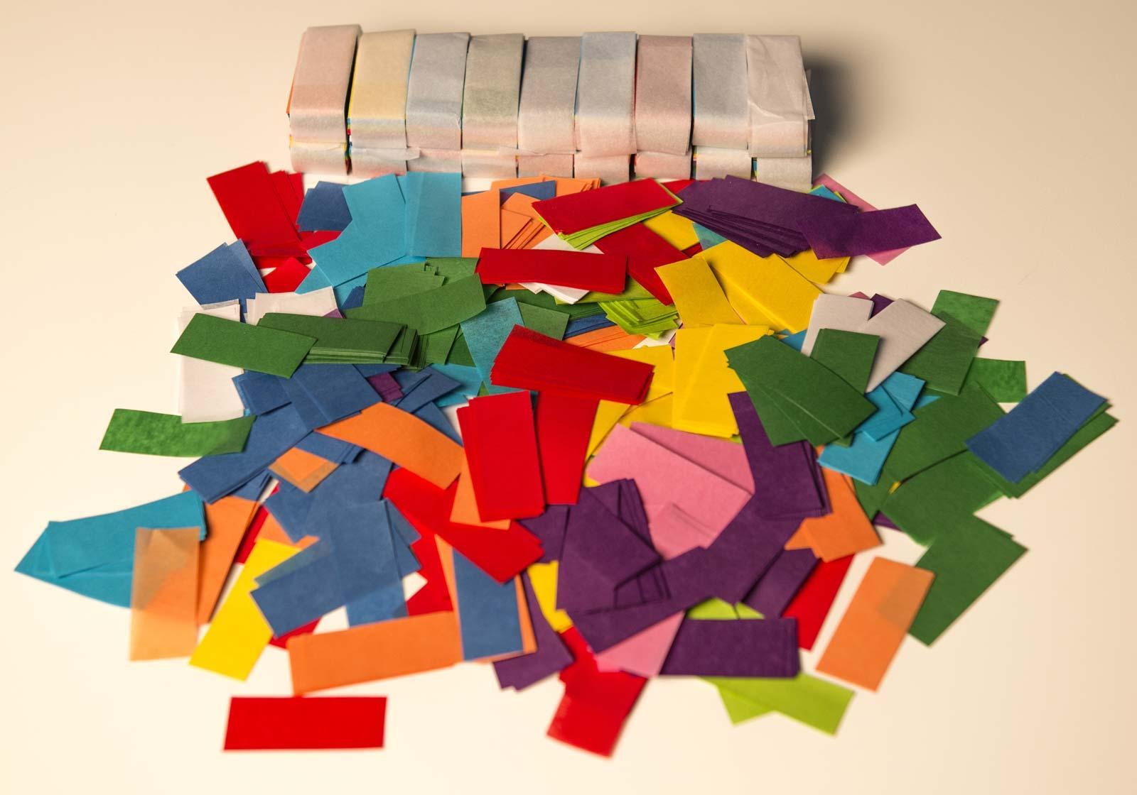 Chauvet Funfetti Shot Refill - Color