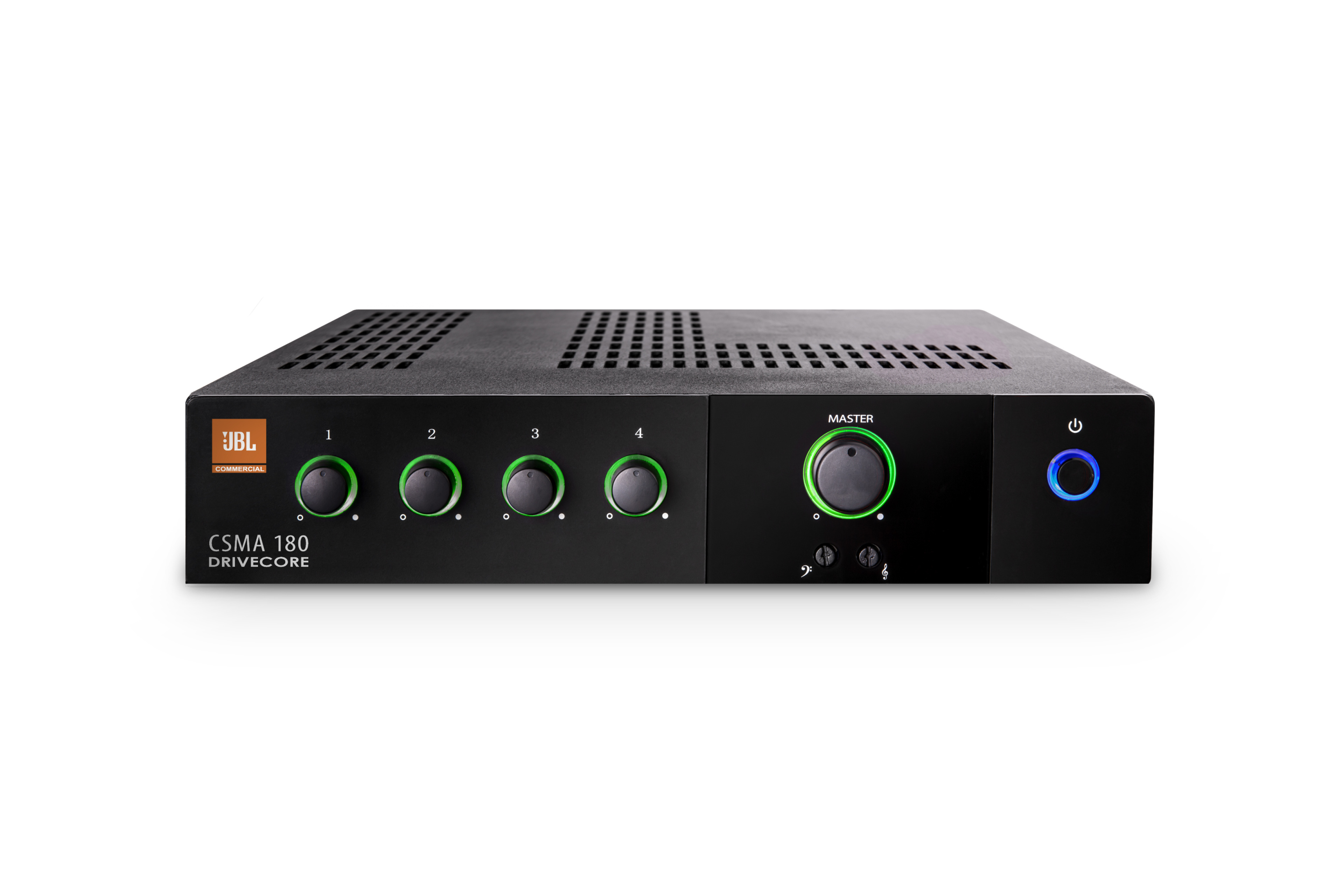 JBL CSMA-180 80-Watt 4x1 Mixer/Amplifier