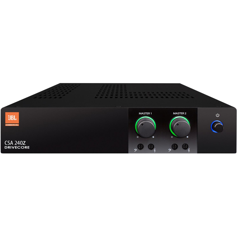 JBL CSA 240Z 40 Watt / 70V Amplifier