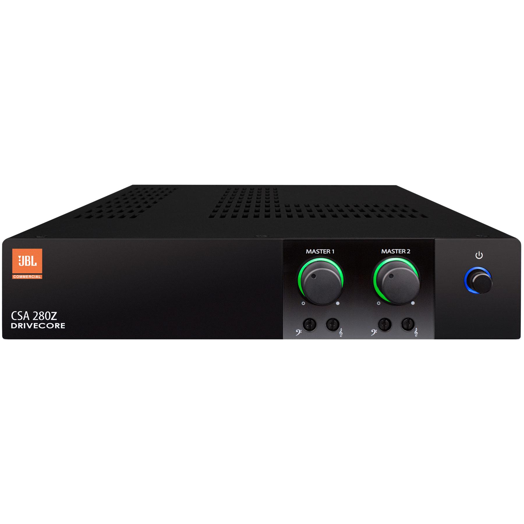 JBL CSA 280Z 80 Watt / 70VAudio Amplifier