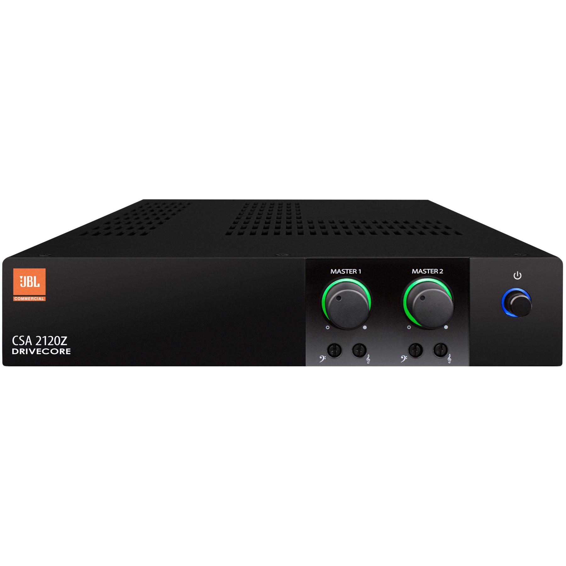 JBL CSA 2120Z 120 Watt / 70V Audio Amplifier