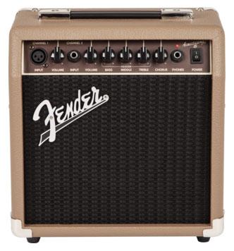 Fender Acoustasonic 15 15 Watt Guitar Amp