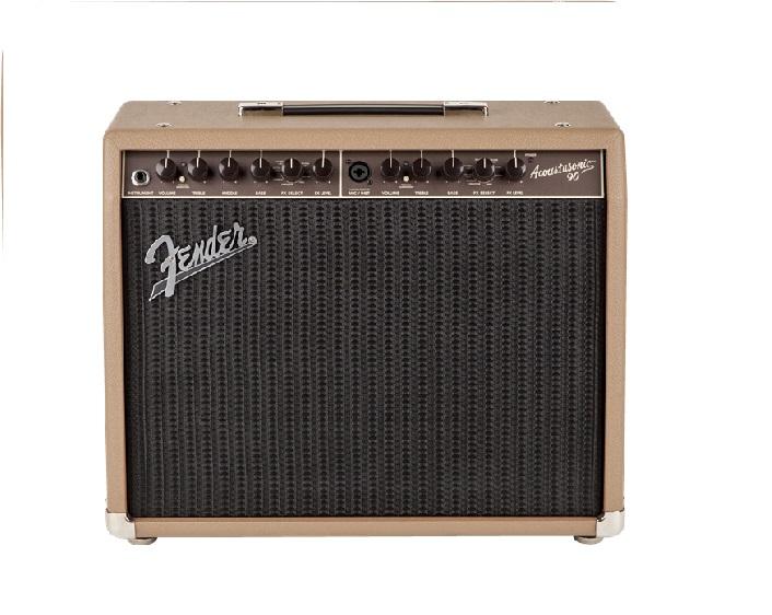 Fender Acoustasonic 90 90W 2-Channel 8 Acoustic Guitar Amplifier