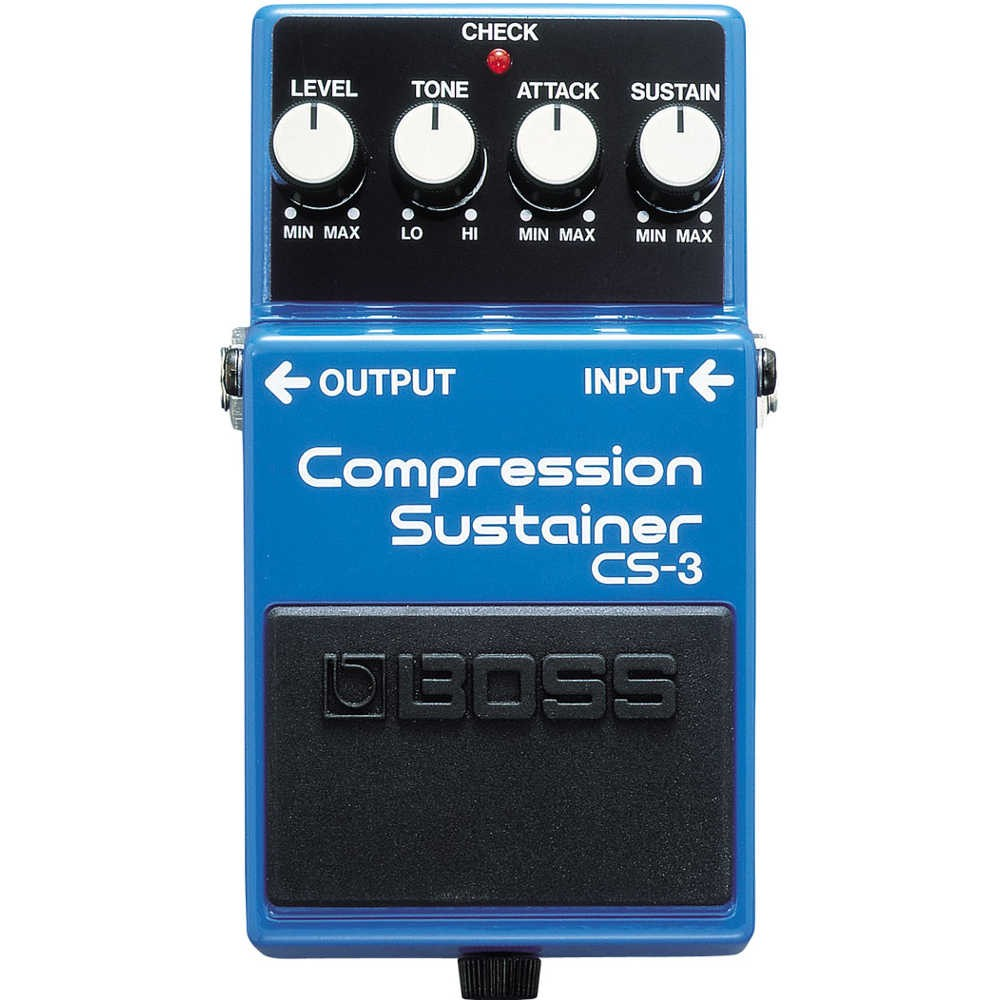 Boss CS-3 Compression Sustainer Effects Pedal