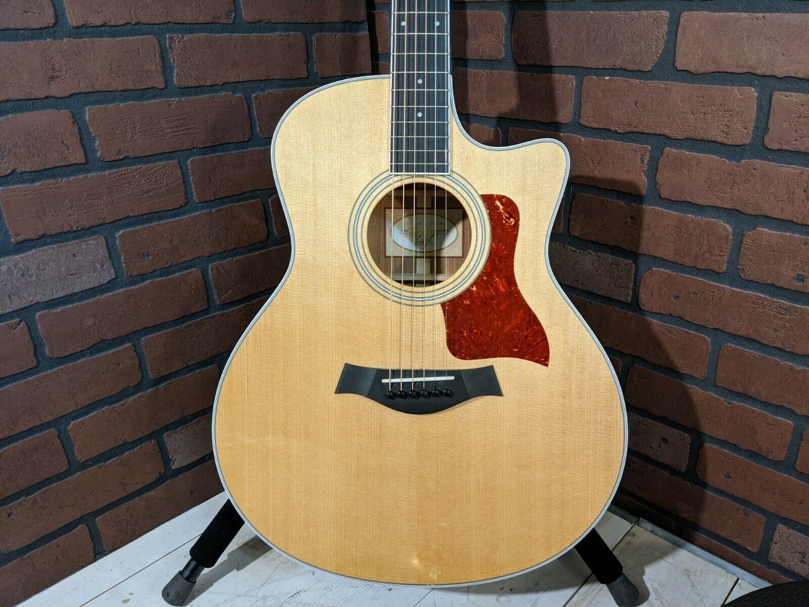 Taylor 416CE Grand Symphony Acoustic Electric Guitar - 2015