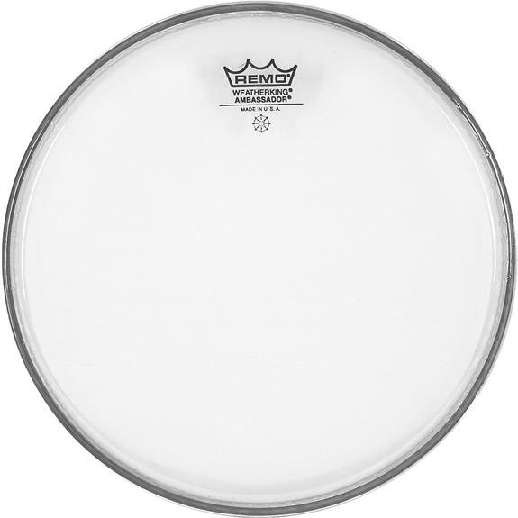 Remo SA-0114-00  Ambassador Hazy 14 Snare Side Drumhead