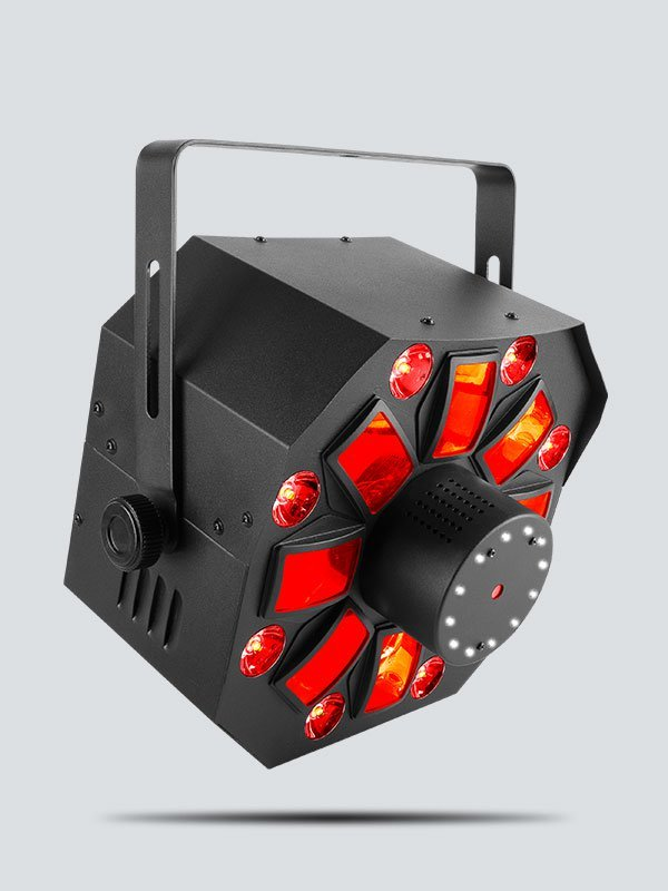 Chauvet Swarm Wash FX 4-In-1 LED Light With Strobe and Laser