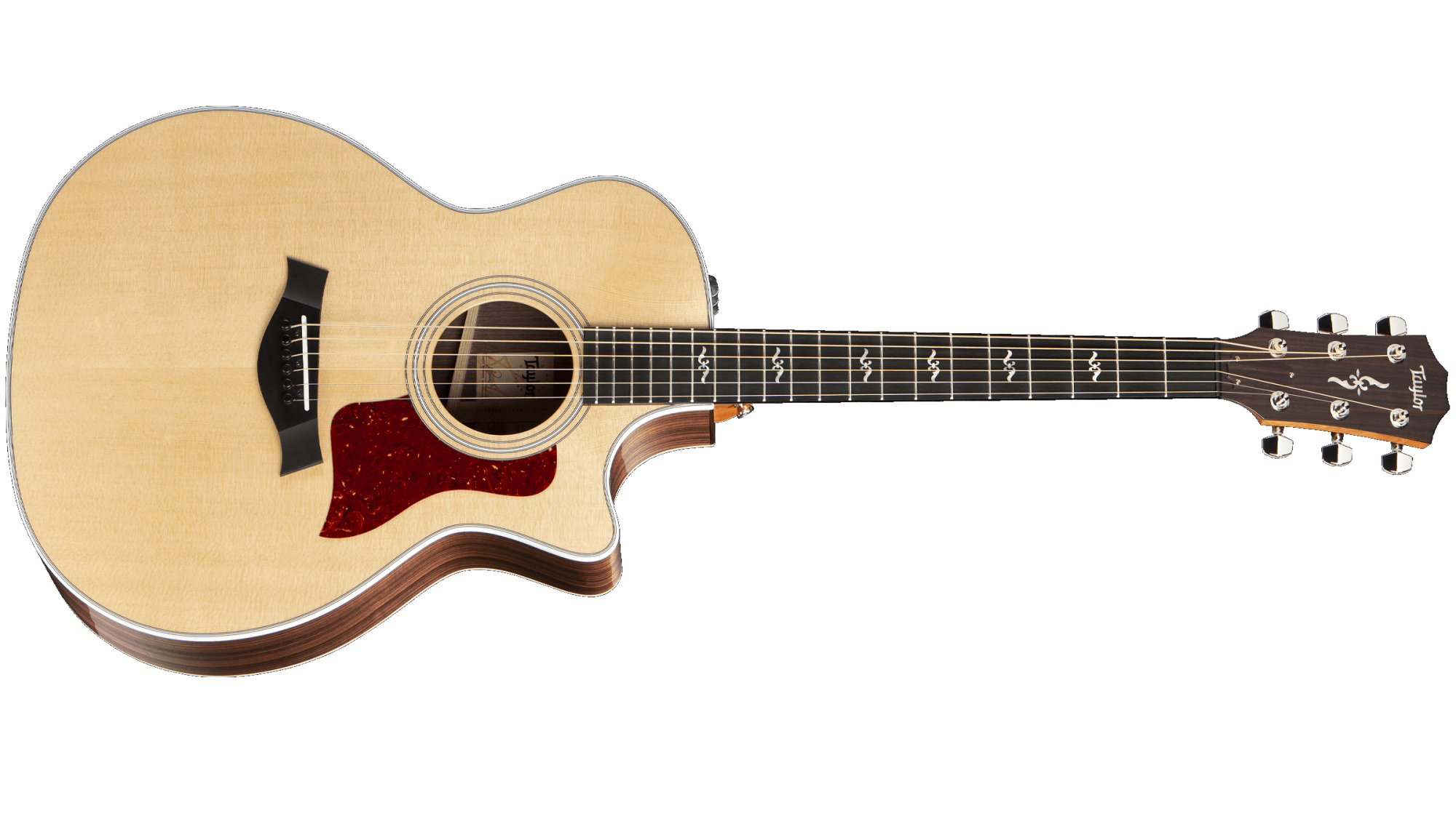 Taylor 414ce-R V-Class Bracing Rosewood Grand Auditorium Acoustic Electric Guitar