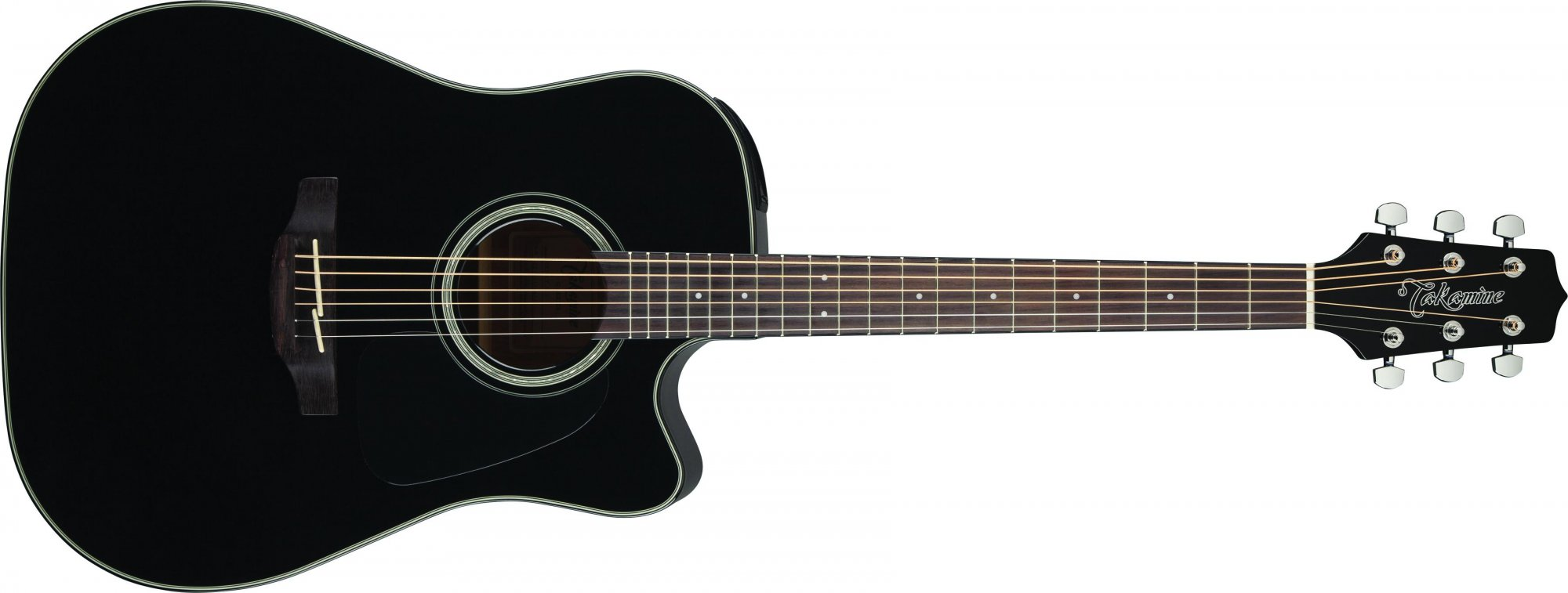 Takamine GD30CE Acoustic Electric Guitar - Black
