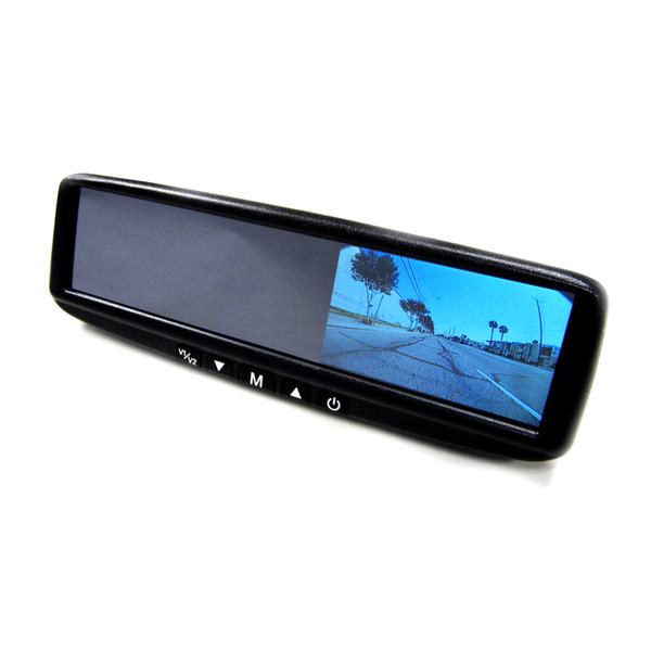 BOYO VTB44M  4.3 Digital TFT LCD Rear View Mirror Monitor