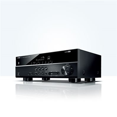 Yamaha RX-V385BL 5.1 A/V Receiver