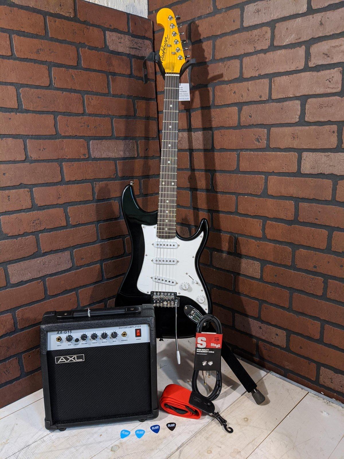 Washburn Electric Guitar Pack