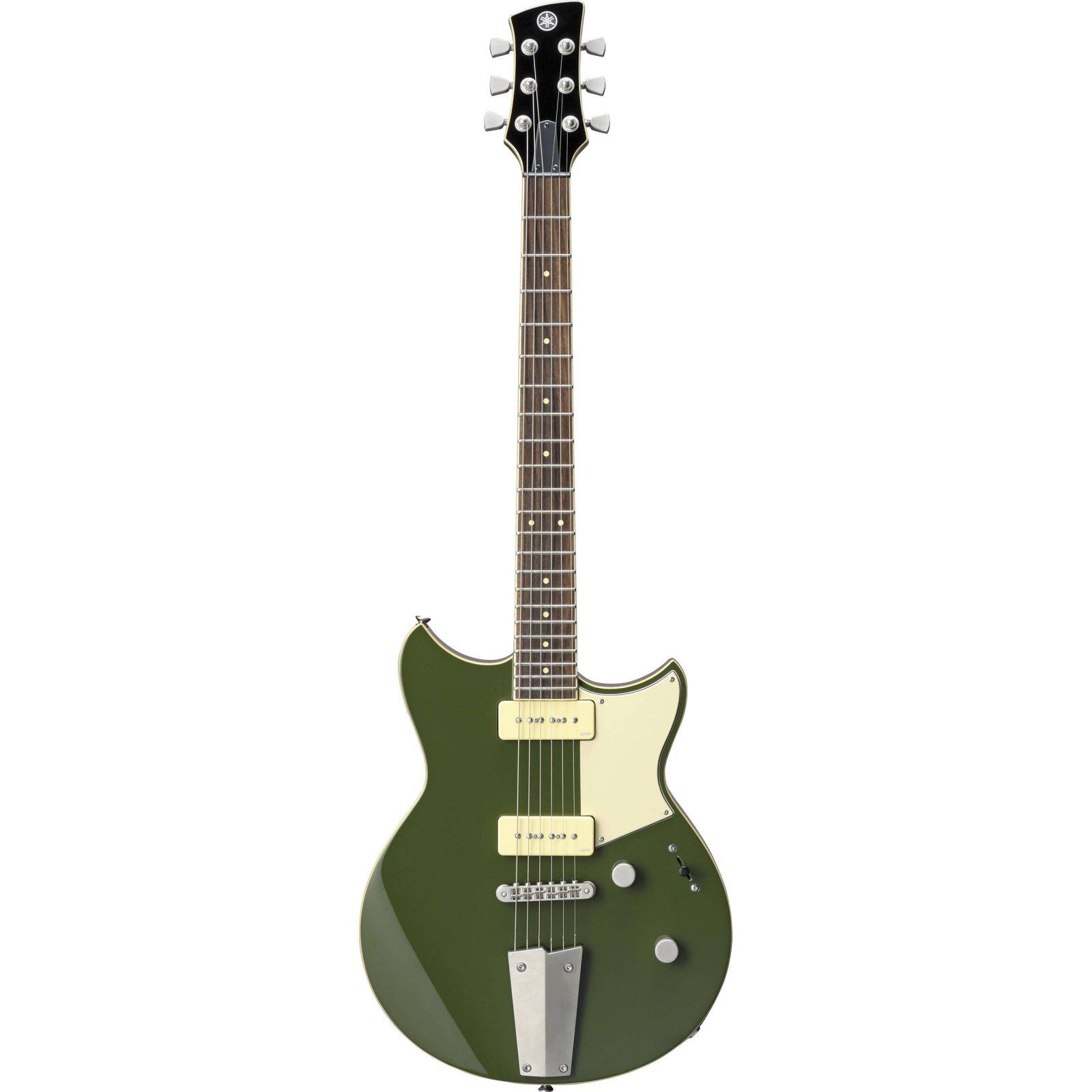 Yamaha RS502T Revstar Electric Guitar - Bowden Green