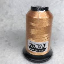 Floriani Polyester Thread PF0752 Aurora Orange