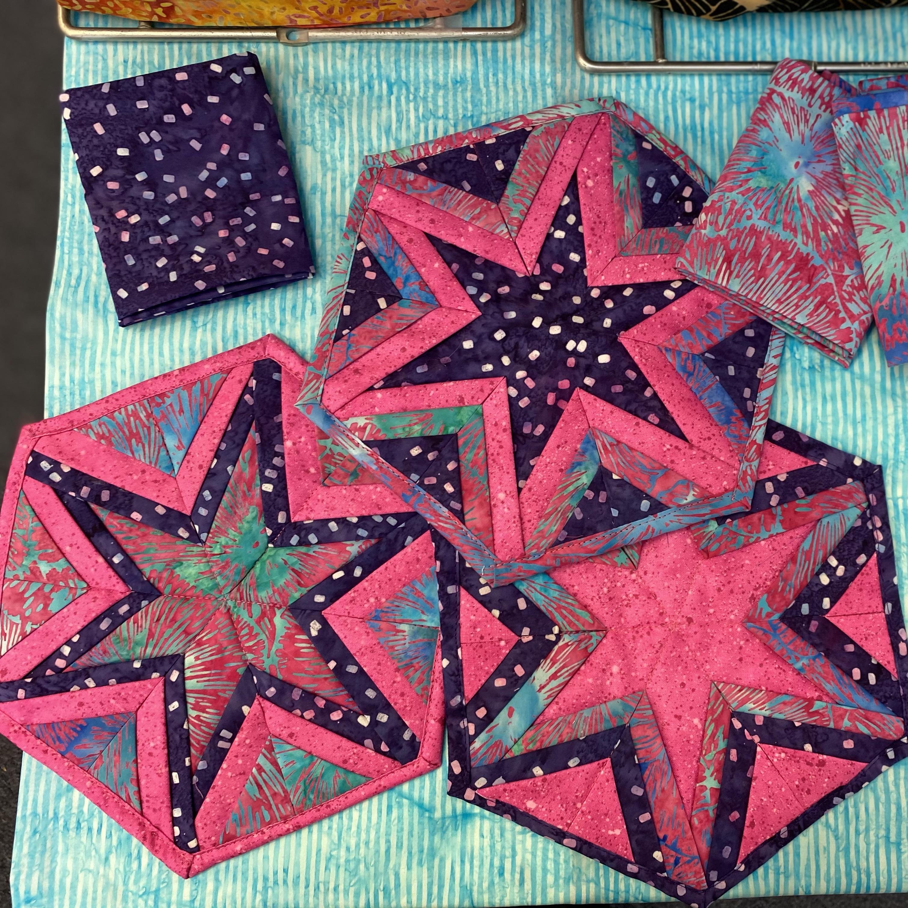 Prairie Star Hot Pad Kit