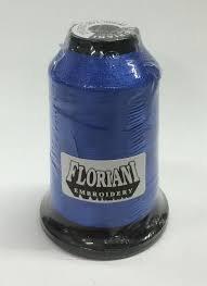 Floriani Polyester Thread PF0366 Bluejay