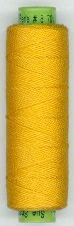 Sue Spargo Eleganza Size 8 Thread Brass Button EZ44