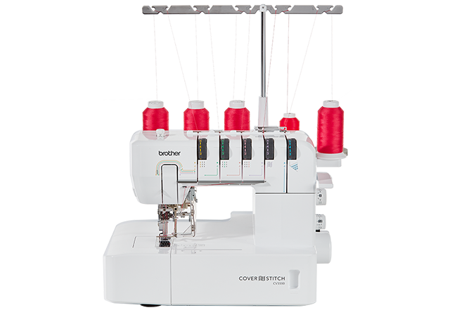 Brother CV3550 Top Cover Stitch Machine
