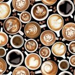 Black Fresh Brew Coffee
