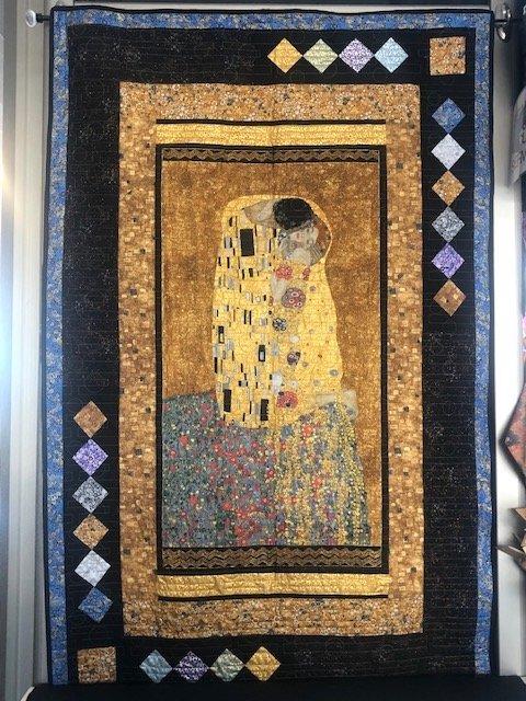 Klimt Quilt Kit