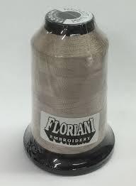 Floriani Polyester Thread PF0451 Light Taupe