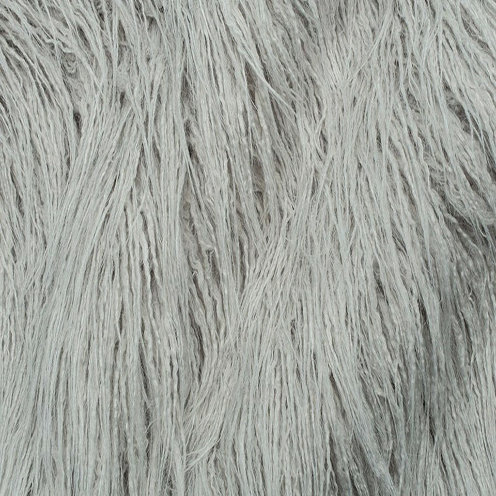 Llama Fur Silver