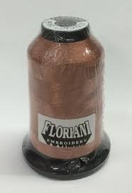 Floriani Polyester Thread PF0767 Muted Spice