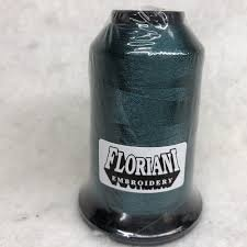 Floriani Polyester Thread PF0294 Pine Green