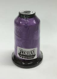 Floriani Polyester Thread PF0674 Russian Violet