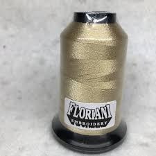 Floriani Polyester Thread PF0721 Sand