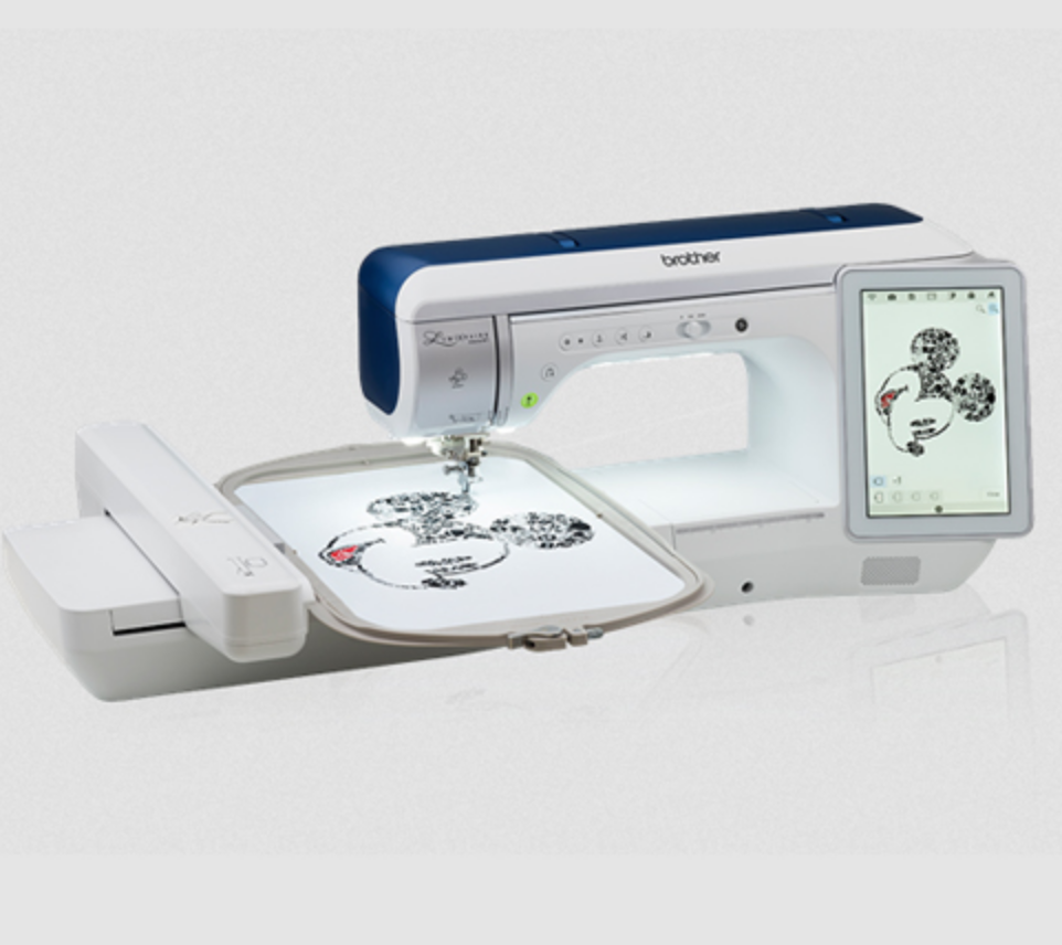 Brother Innov-'is Luminaire XP1 Embroidery Machine