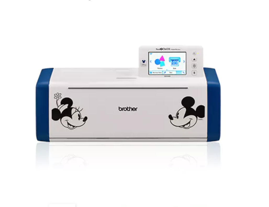 Brother Disney ScanNCut DX Innov-'is Edition SDX230