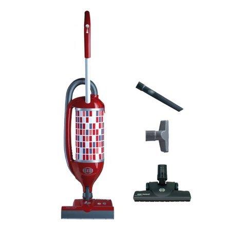 Sebo Felix 1 Premium Upright Vacuum Rosse