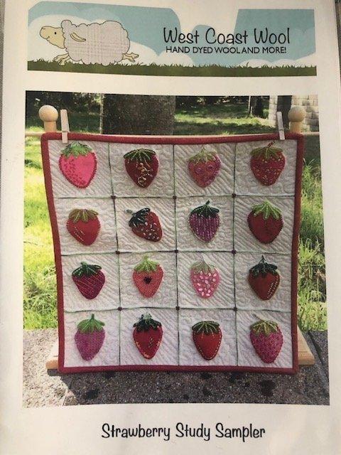 Strawberry Study Sampler Kit