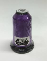 Floriani Polyester Thread PF0694 Viking Purple