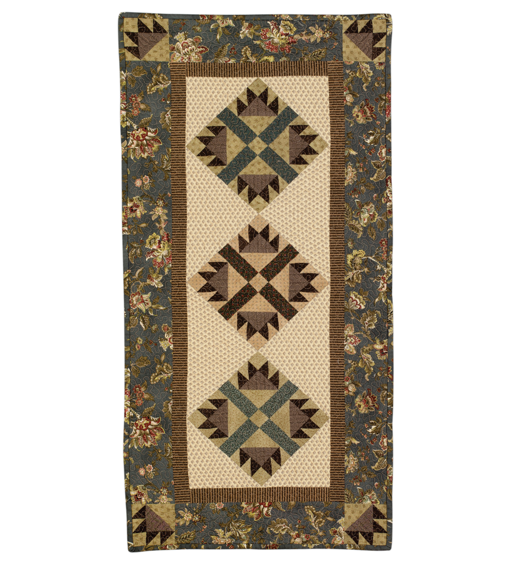 279 Meadow Garden Table Runner