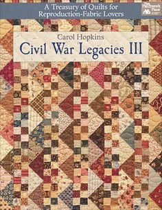 Civil War Legacies III Book