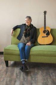 Musician/songwriter, Carla Sciaky