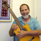 Barry Albright Guitar Teacher