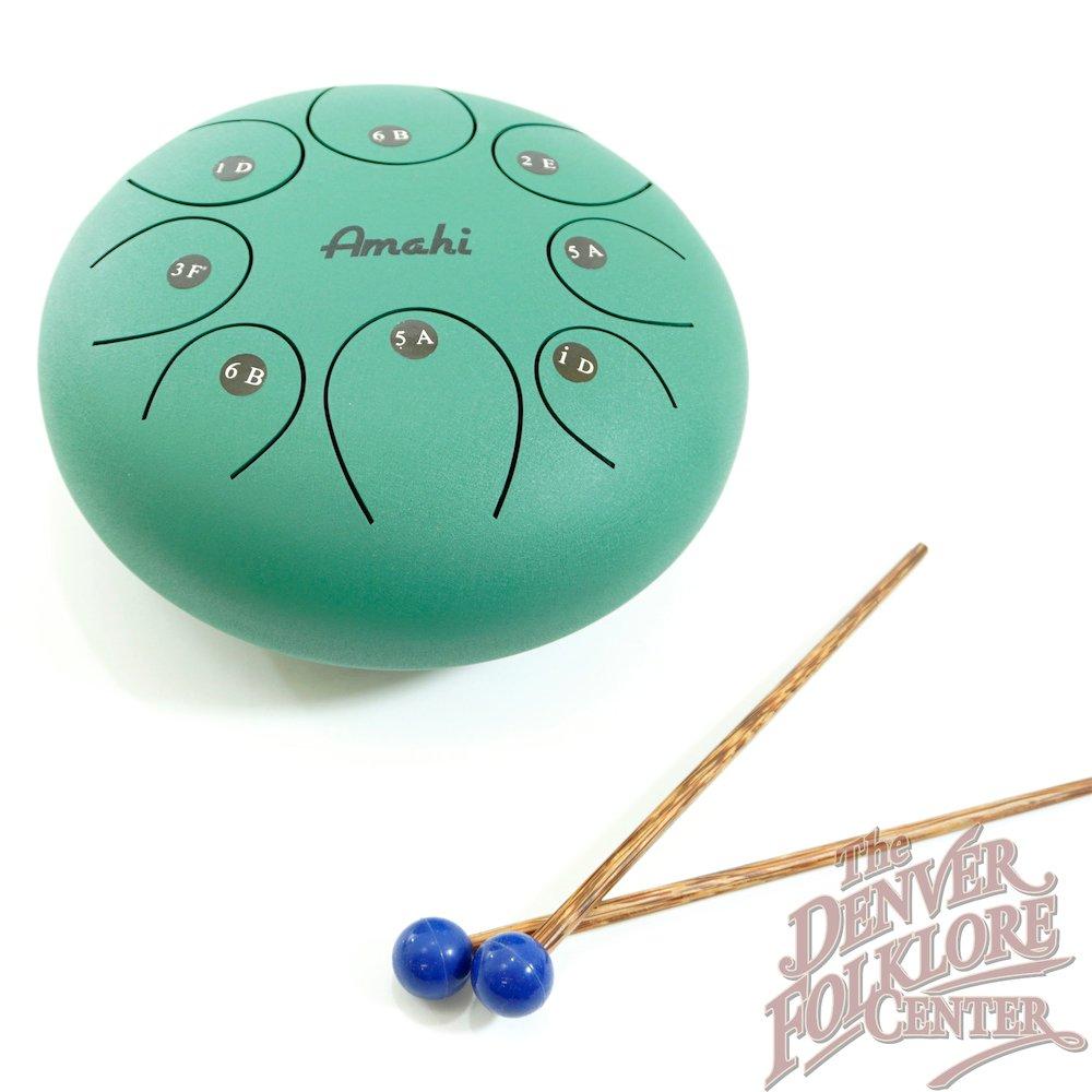 Amahi 10 Steel Tongue Drum