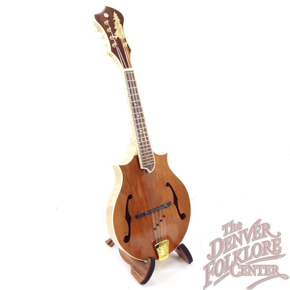 Atkinson 2-Point Mandolin (Redwood/Maple)