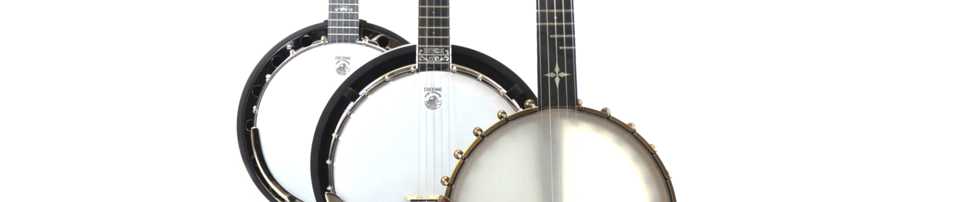 Banjos on display