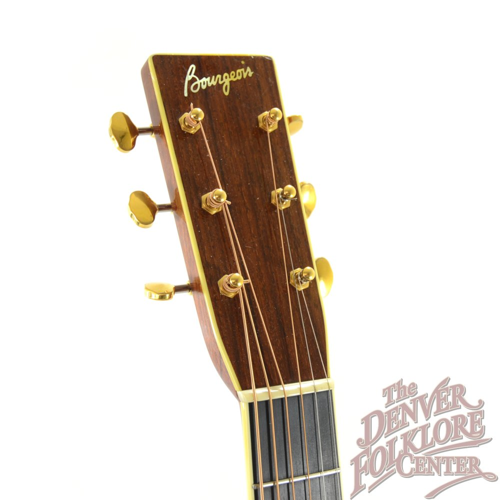 Bourgeois Ricky Skaggs Signature Dreadnought (1998)