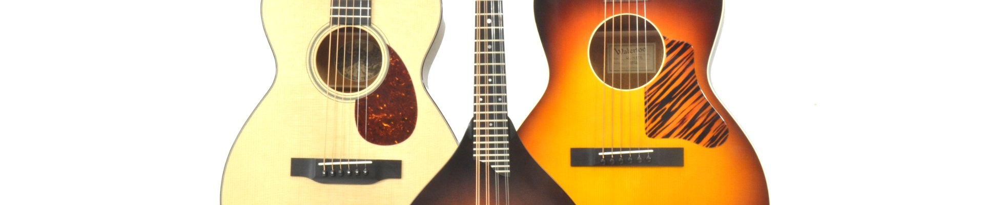 Collings Guitars and Mandolins Banner