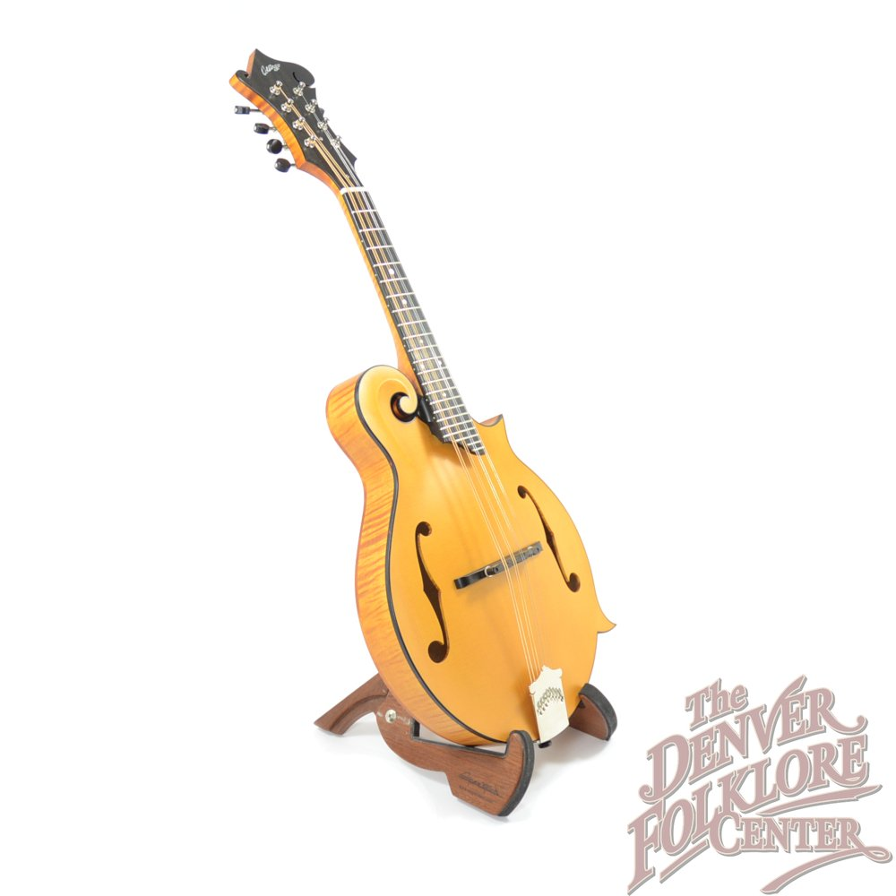 Collings MF Wide Nut Honey Amber