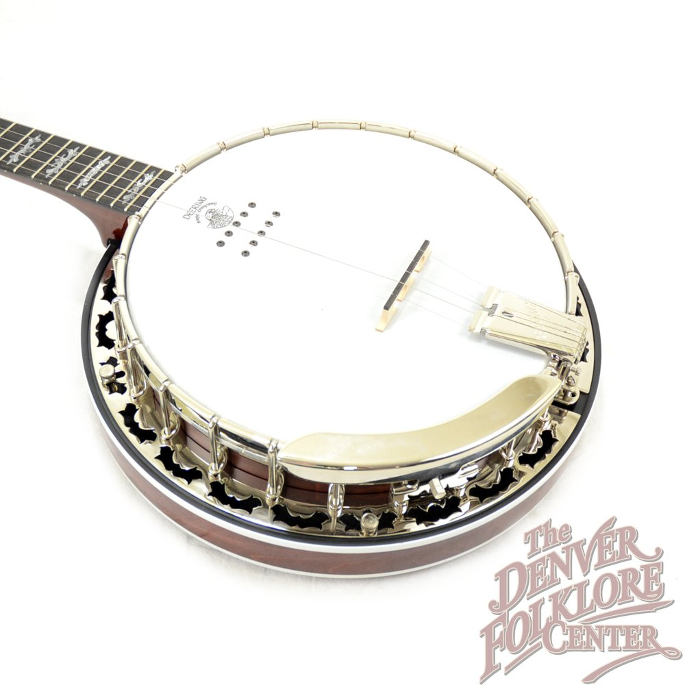 Deering Eagle II Resonator A/E Kavanjo