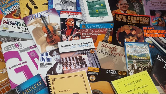 Acoustic Music Books