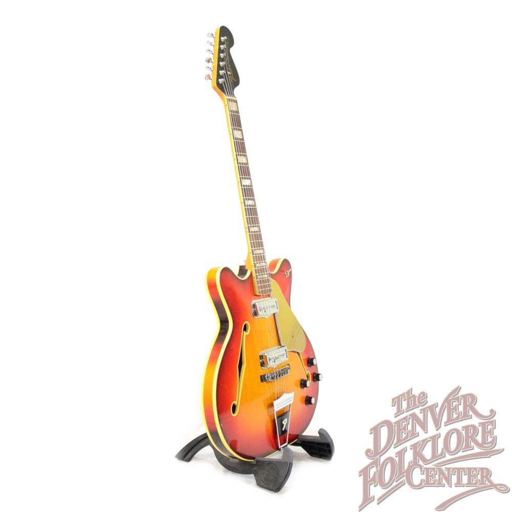 Fender Coronado II (1965)
