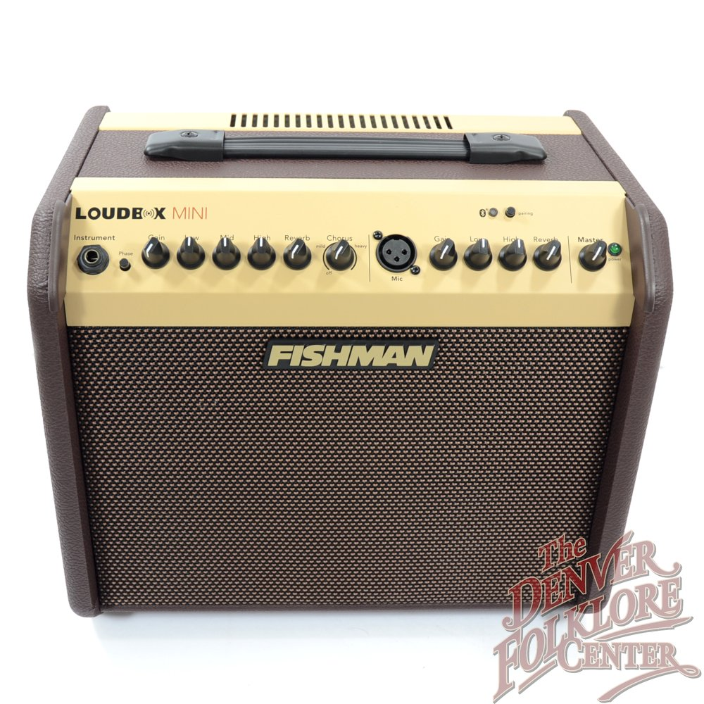 Fishman Loudbox Mini + Bluetooth